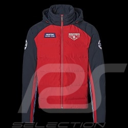 Porsche Jacket Martini Racing 1971 padded Red / Dark blue WAP550M0MR- men