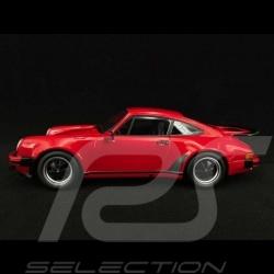 Porsche 911 Turbo 3.0 type 930 1976 rouge red rot 1/18 KK Scale KKDC180571