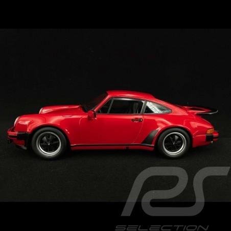 Porsche 911 Turbo 3.0 type 930 1976 red 1/18 KK Scale KKDC180571