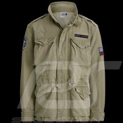 Militär Jacke M65 commando US army Khaki grün - Herren