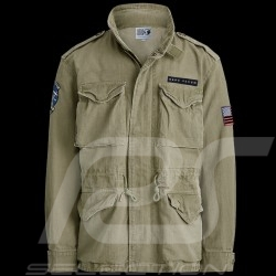 Veste Jacket Jacke militaire M65 commando US Army Vert Kaki - homme
