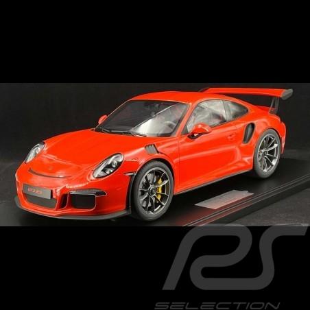 Précommande Porsche 911 GT3 RS type 991 2016 orange fusion 1/8 Minichamps 800630000
