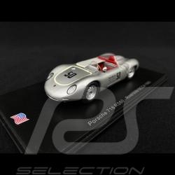 Porsche 718 RS60 n° 50 Riverside SCCA 1960 1/43 Spark US113