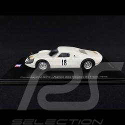 Porsche 904 GTS n° 18 Rally des routes du Nord 1966 1/43 Spark SF166