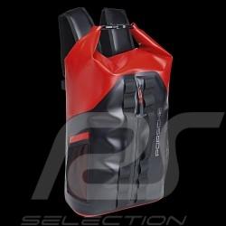 Sac marin Porsche Active Sac à dos étanche et résistant Noir / Rouge WAP0350040MACB backpack ruscsack seesack duffle bag