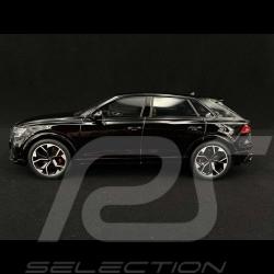 Audi RS Q8 2020 noir profond 1/18 GT Spirit GT305