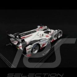 Audi R18 e-Tron Quattro n° 2 Audi Sport Team Joest Le Mans 2012 1/43 Spark S3701