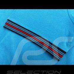 Porsche Polo shirt Martini Racing 1971 Light blue WAP557M0MR - women