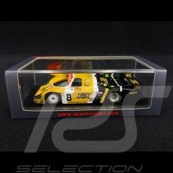 Porsche 956 n° 8 New Man Joest Racing Le Mans 1984 1/43 Spark S9857