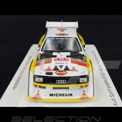 Audi Sport Quattro S1 Evo 2 n° 5 Winner Rallye San Remo 1985 1/43 Spark S5192