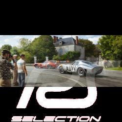 Cadre 2 Ferrari 250 GTO Luxe 50 x 24 cm
