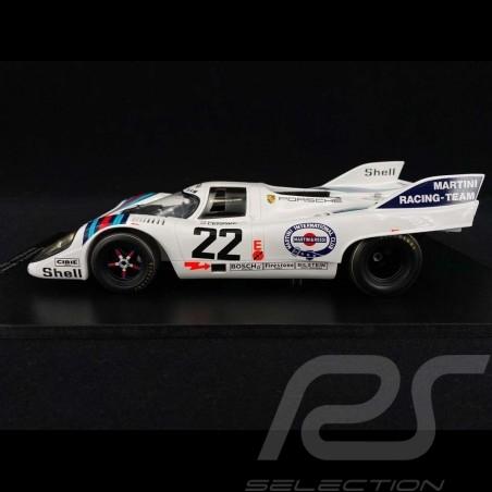 Porsche 917 K n° 22 Martini Vainqueur Le Mans 1971 1/18 Spark 18LM71