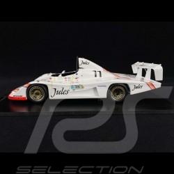 Porsche 936 n° 11 Vainqueur Le Mans 1981 Jules 1/18 Spark 18LM81