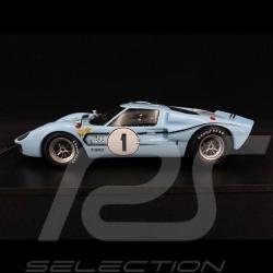 Ford MK2B N° 1 Vainqueur 12H Reims 1967 1/18 Spark 18S470