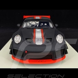 Porsche GT2 RS Clubsport Red Bull 2019 Black Red 1/18 Spark 18S514