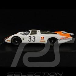 Porsche 908/8 n° 33 3rd 24H Le Mans 1968 1/18 Spark 18S518