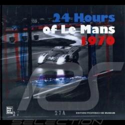 Book 24 Heures du Mans 1970