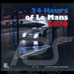 Buch 24 Heures du Mans 1970