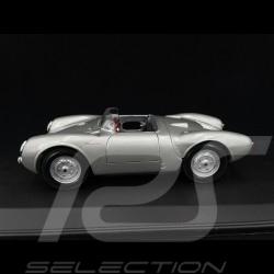 Porsche 550 A Spyder gris 1/18 Maisto 31843