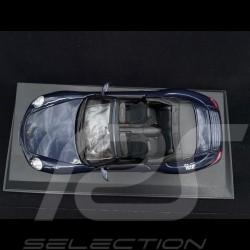 Porsche 997 Carrera S Cabriolet blau 1/18 Maisto 31126