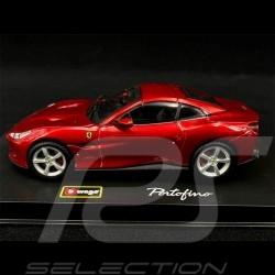 Ferrari Portofino 2017 Rot Signature series 1/43 Bburago 36909