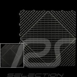 Dalle de garage Noir RAL9004 Qualité-Prix Garantie 15 ans - Lot de 6 dalles de 40 x 40 cm Garage floor tiles Garagenplatten