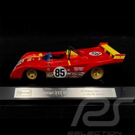 Ferrari 312P n° 85 Winner 6h of Watkins Glen 1972 1/43 Bburago 36302