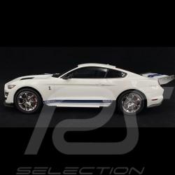 Ford Shelby GT500 Dragon Snake 2020 Oxford White 1/18 GT Spirit GT306