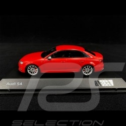 Audi S4 Berline 2016 Misano Red 1/43 Norev 5011614113