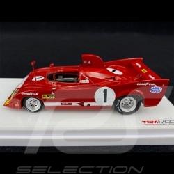 Alfa Romeo T33 TT 12 n° 1 1000 km Spa 1975 1/43 True Scale TSM164309