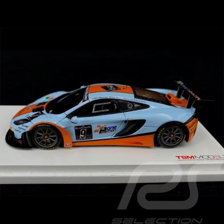 McLaren MP4-12C GT3 Gulf Racing n° 9 24H Spa 2013 1/43 True Scale TSM144337