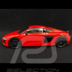 Audi R8 V10 Plus 2016 Rouge 1/18 Maisto 38135