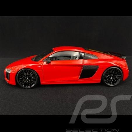 Audi R8 V10 Plus 2016 Red 1/18 Maisto 38135