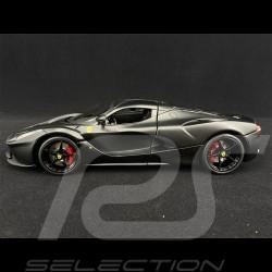 Ferrari LaFerrari 2013 Matt-schwarz 1/18 Bburago 16901R