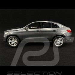 Mercedes-Benz GLE Coupé 2015 Gris Metallique 1/18 Norev 183790