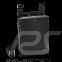 Porsche Design bag Shyrt 2.0 SVZ Shoulder bag Black Leather 4090002639