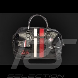 Very Big Leather Bag 24h Le Mans - Black