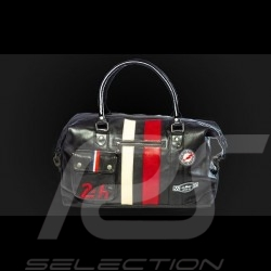 Big Leather Bag 24h Le Mans - Black 26061