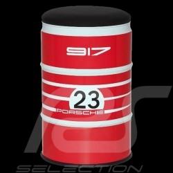 Siège Porsche Tonneau 917 Salzburg n° 23 seating tun pour intérieur / extérieur WAP0501010MSFS