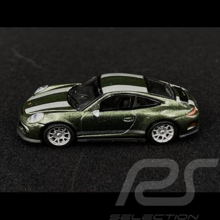 Porsche 911 R type 991 Oak green metallic 1/87 Schuco 452660100