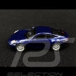 Porsche 911 Turbo S type 992 Enzianblau 1/87 Schuco 452653200