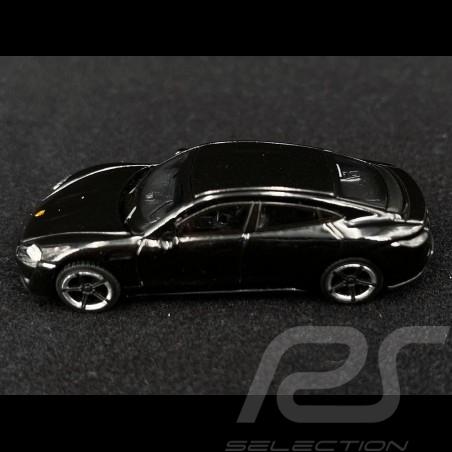Porsche Taycan Turbo S Schwarz 1/87 Schuco 452655900