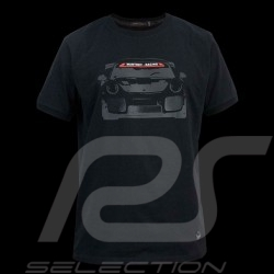Porsche T-shirt Manthey Racing Porsche 911 GT2 RS Nürburgring 2018 Black - men