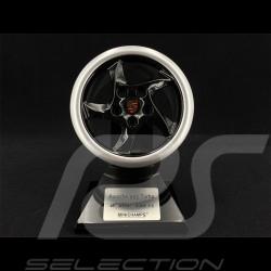 Jante Porsche 993 Turbo 1995 noir argent 1/5 Minichamps 500601994