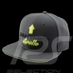 Manthey-Racing Grello Cap flat visor grey / yellow MG-20-030