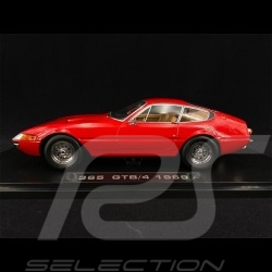 Ferrari 365 GTB Daytona Coupe 1969 Red 1/18 KK Scale KKDC180581