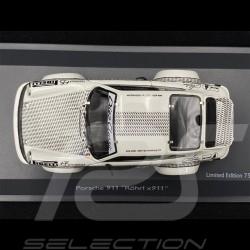 Porsche 911 Walter Röhrl x 911 Diez Classic 1/43 Schuco 450912000