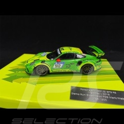 Porsche 911 GT3 RS Type 991 n° 912 Demo Run Goodwood 2018 1/43 Minichamps MG-M-911-18-4305