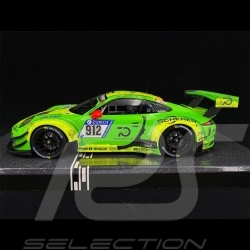 Porsche 911 GT3 R Type 991 n° 912 Winner 24h Nürburgring 2018 1/18 Minichamps MG-M-911-18-1801