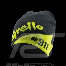 Manthey-Racing Grello 911 Mütze  grau / gelb MG-20-050